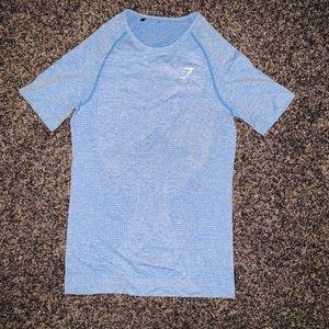 Vital seamless shirt Malibu marl